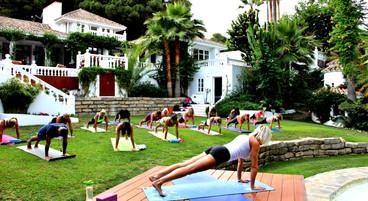Marbella Yoga Retreat