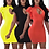 Thumbnail: Fitted Stretch Dress