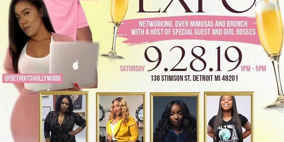 The Boss Up Womens Expo