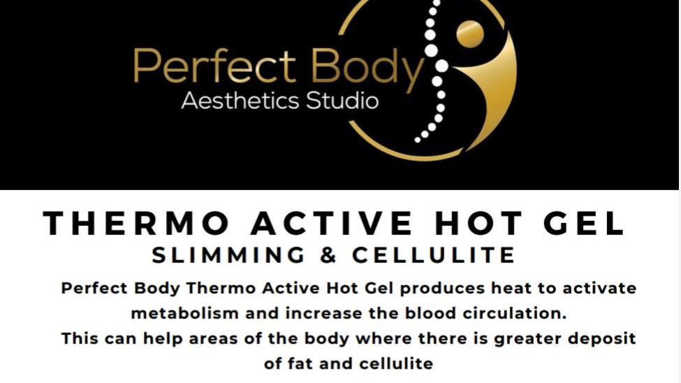 Thermo Active Hot Gel
