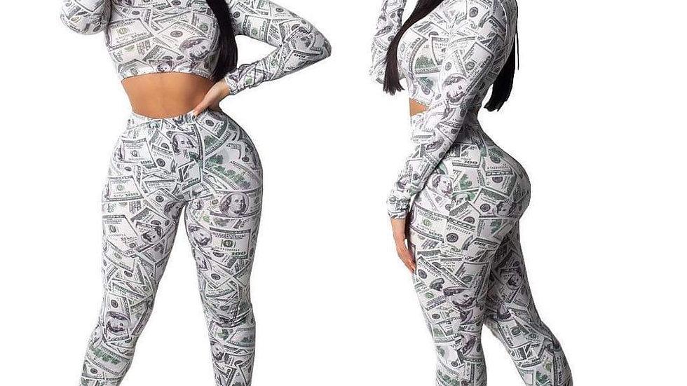 Money Stretch Jogger