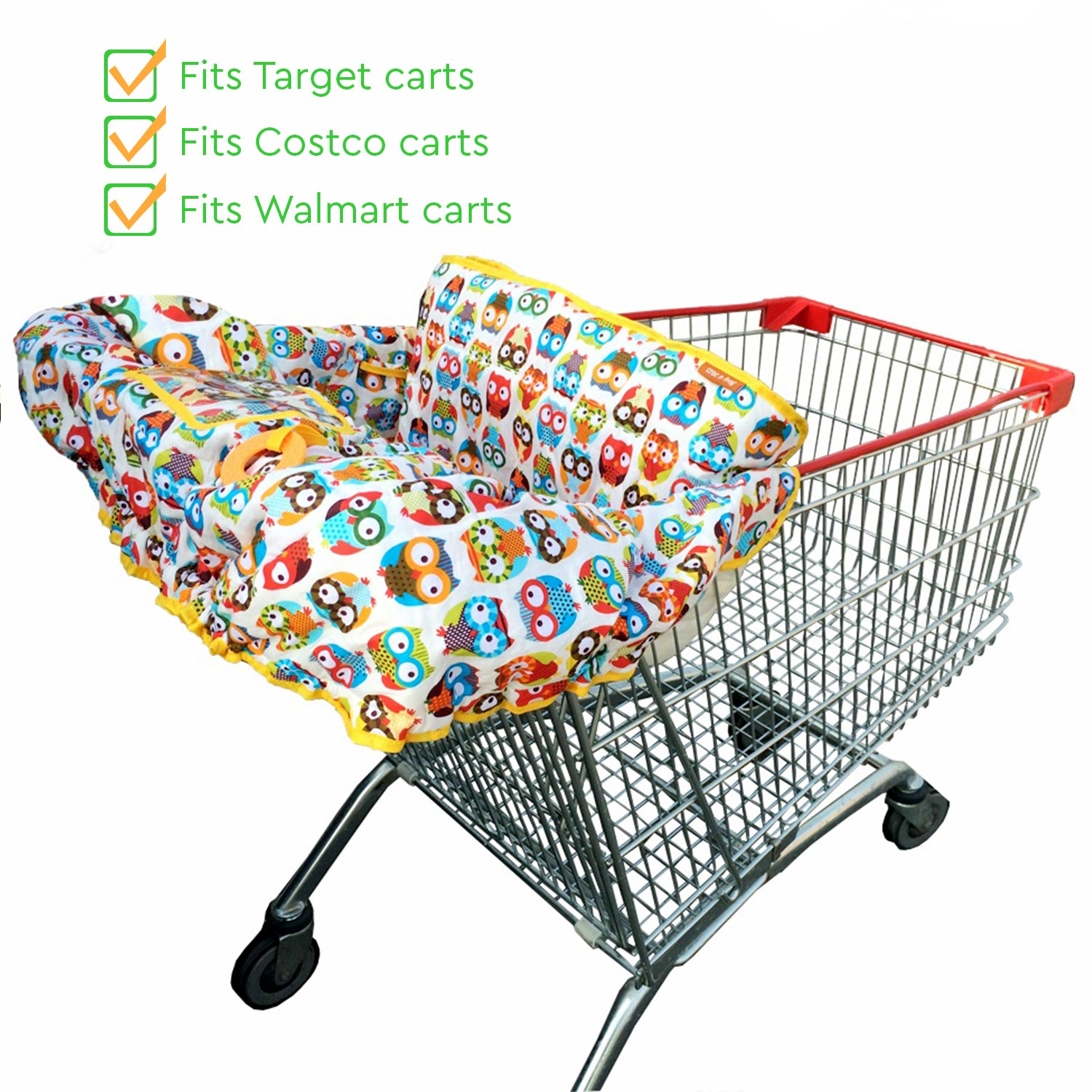 LARGE shopping cart/high chair cover
