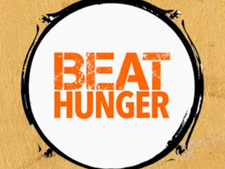 "HRI's ""Beat Hunger"" Campaign"