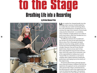Modern Drummer - October 2018 Issue