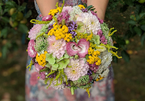 Eliška Linhartová – květinový kouč