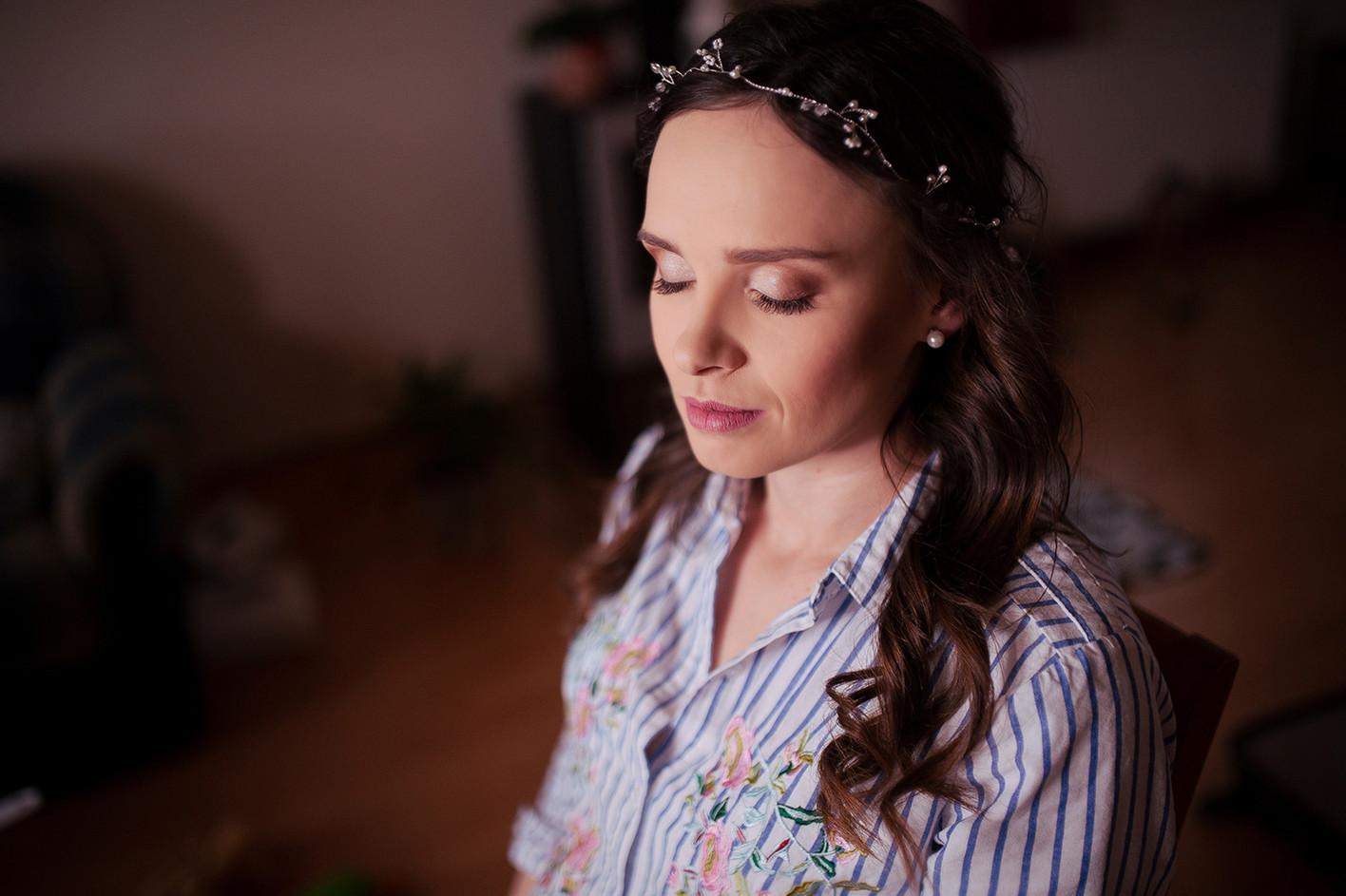 Vizážistka Lucie Vaculová