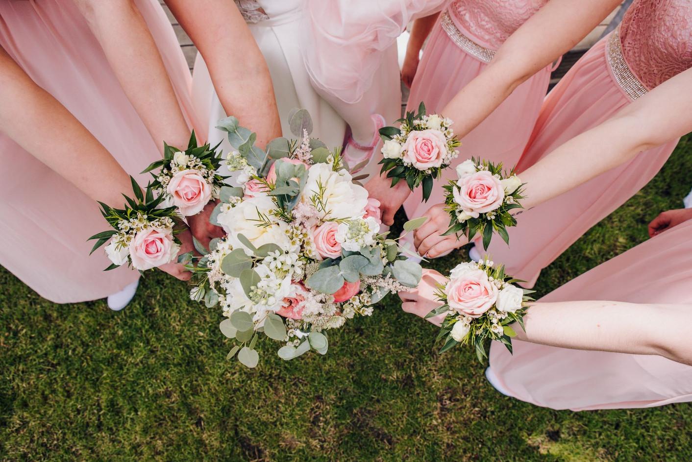 Svatební květiny My Dream