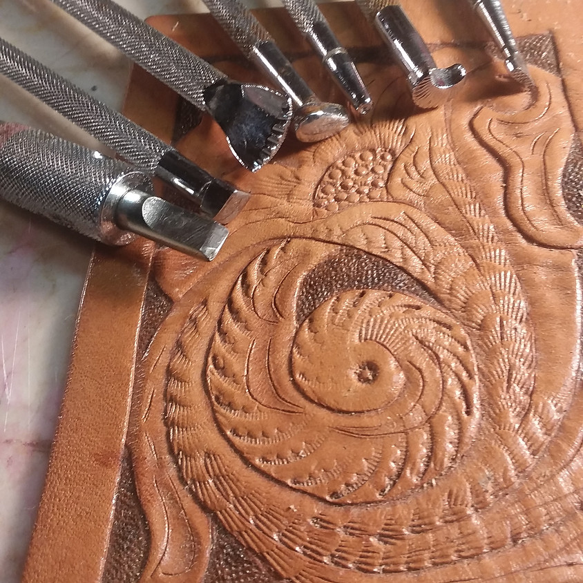 Intro to leather carving