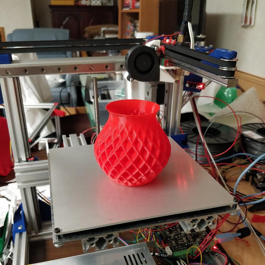 3D Printing Club! (Advanced)