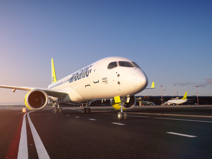 LETA: Increase of Latvia's airBaltic share capital to EUR 256.5 million completed