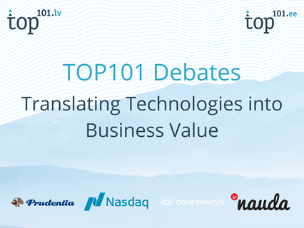 TOP101 Debates: Translating Technologies into Business Value