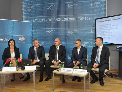 Latvenergo saglabā Latvijas vērtīgākā uzņēmuma statusu, uzrādot būtisku vērtības pieaugumu