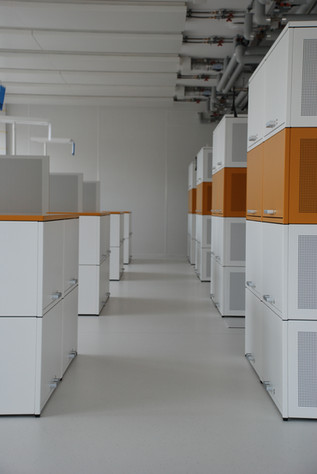 Mieterausbau Labor in Bern
