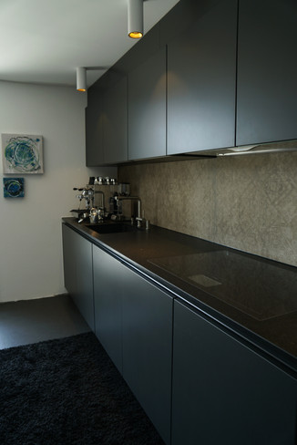 Küchensanierung EFH in Spiez