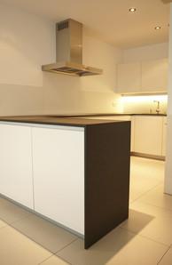 Einbau Küche und Nasszelle in Neubauwohnung in Münsingen