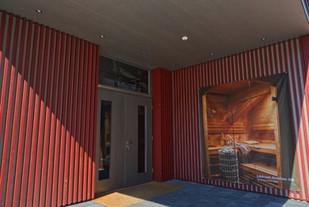 Ausstellungspavillon in Konolfingen