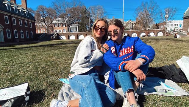 Sisterhood in the Summer