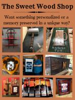 The Sweet Wood Shop AD