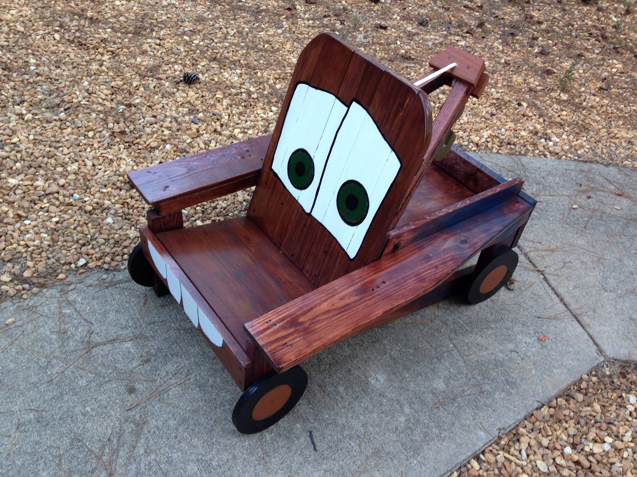 The TowMater Chair!