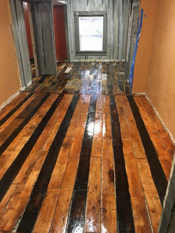 Unique Floor Finish