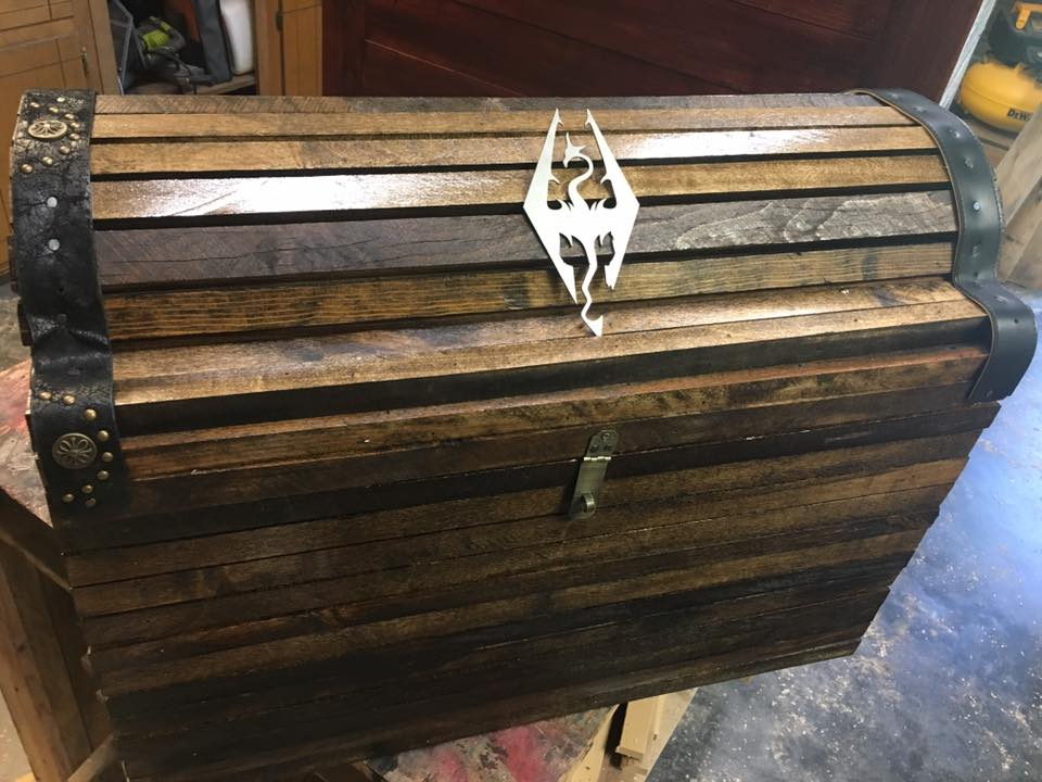 SkyRim Chest