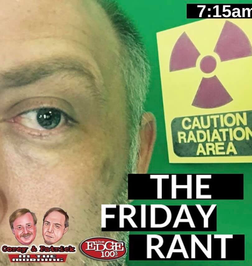 Friday Rant Logo