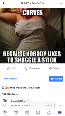 ALMOST 900K SHARES!