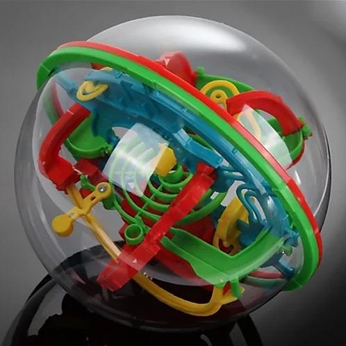 Autism 3D Magical Intellect Puzzle Maze Sphere Ball