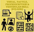 Visual Tactile Proprioception Vestibular