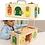 Thumbnail: Autism Montessori Wooden Lock Box