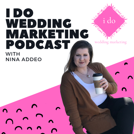 I Do Wedding Marketing Episode 1: Is Consistent Social Media REALLY a Must for Wedding Pros?