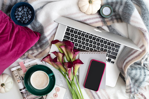 30-day social media posting guide for wedding professionals