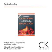 Coaching. El arte de soplar brasas en acción