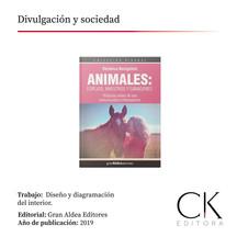 Animales: espejos, maestros, sanadores