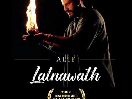 "ALIF BAGS 8TH DADA SAHEB PHALKE AWARD FOR ""LALNAWATH"""
