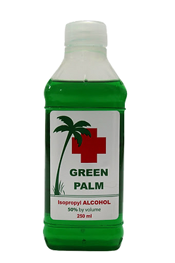 Green Palm Alcohol