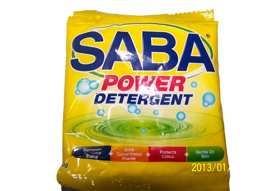 SABA Powder Soap
