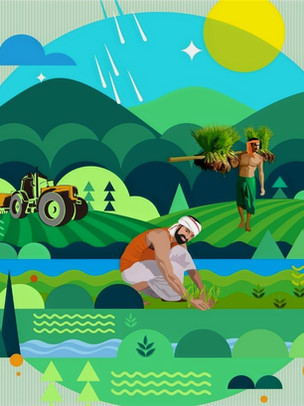 Neoliberalization of Indian Agriculture: Undermining of the Right to Food of Farmers