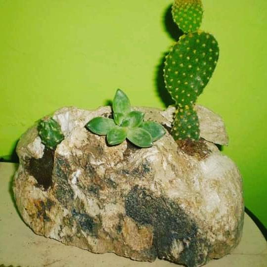 Pedra sabão, uma boa opção para trabalha
