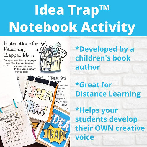 Make Your Own Idea Trap Kit