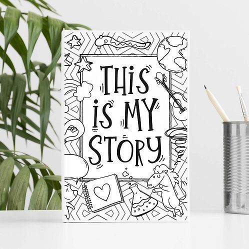 YOU WROTE THIS BOOK! Writing & Learning Activity Kit for Kids