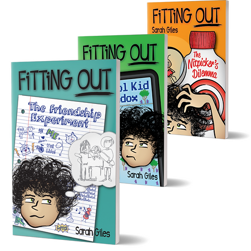 Fitting Out Series Bundle