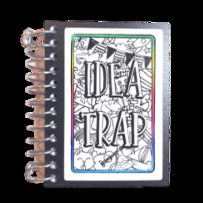 "Idea Trap Mini-Notebook (3""x4"")"