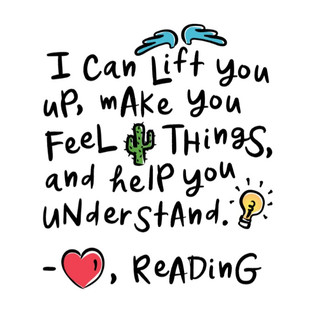Lift You Up Love Reading Shirt