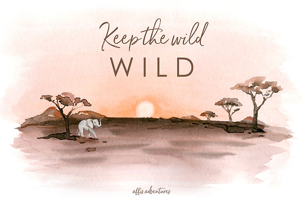 Keep the wild WILD 2 - Postkarte.jpg