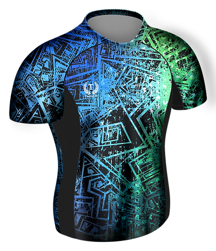 Koszulka crossfit Azteco