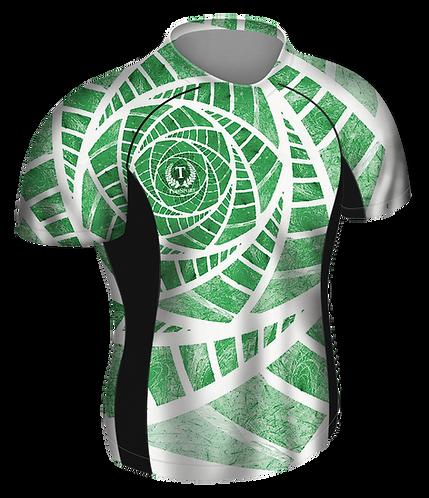 Koszulka crossfit Forest white