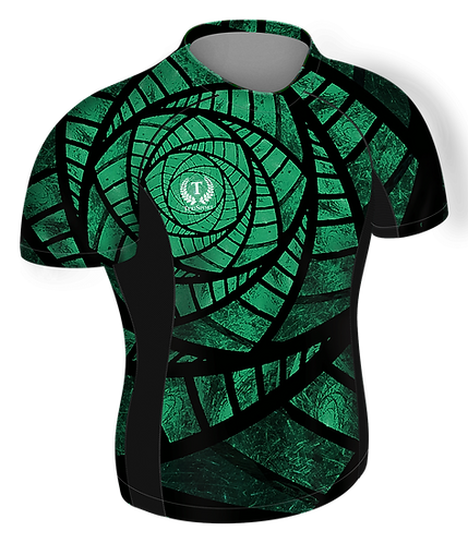 Koszulka crossfit Forest