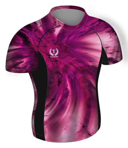 Koszulka crossfit Nebula