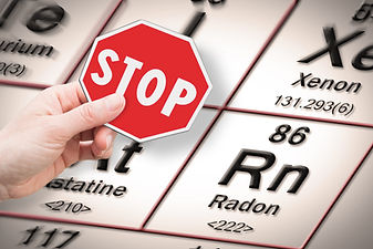 Stop heavy metals - Concept image with h